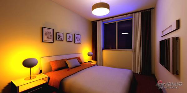 幸福家园-卧室