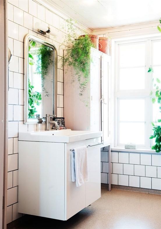 这款浴室是不是你的菜?