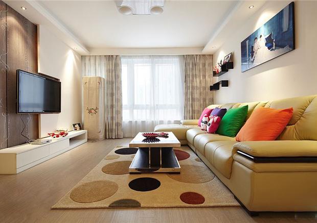 客厅 家装 简约 现代图片来自用户2558757937在客厅的分享