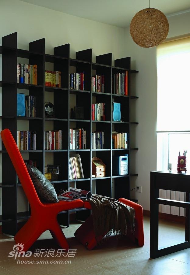简约 一居 书房图片来自用户2557010253在融科橄榄城74的分享