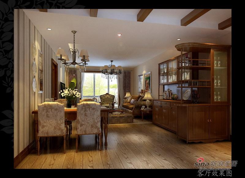 其他 二居 餐厅图片来自用户2558746857在87平美式混搭两室一厅34的分享