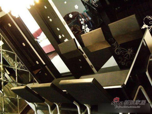 简约 二居 餐厅图片来自用户2556216825在甜蜜夫妻130平超炫小资婚房20的分享
