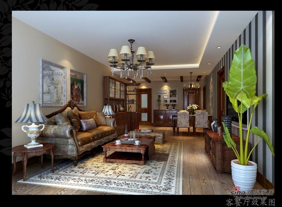 简约 一居 客厅图片来自用户2738813661在原木打造奥林花园美式乡村风60的分享
