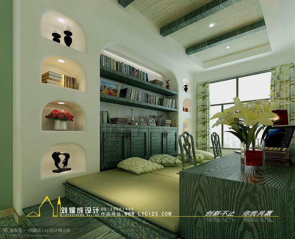 田园 三居 卧室图片来自用户2557006183在【高清】20万打造135平心的假期80的分享