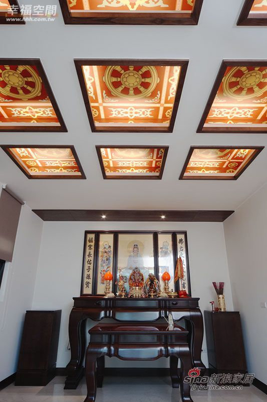 美式 三居 客厅图片来自幸福空间在纯粹质调 流露奢华内敛风采18的分享