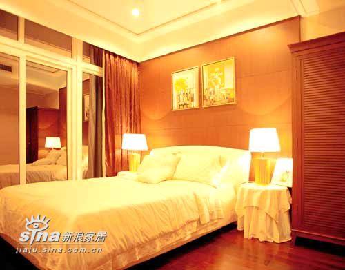 中式 别墅 卧室图片来自用户2737751153在中式经典61的分享