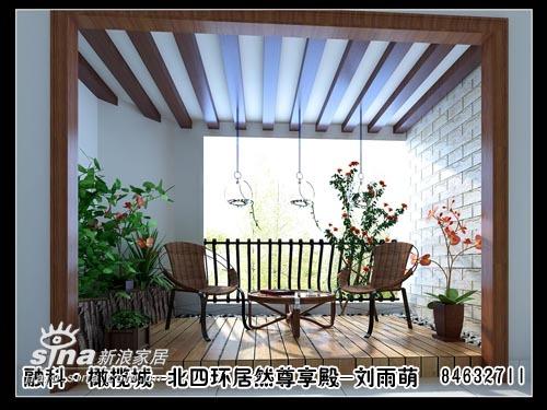 欧式 四居 阳台图片来自用户2557013183在多人住宅分析:三口之家+两位老人48的分享