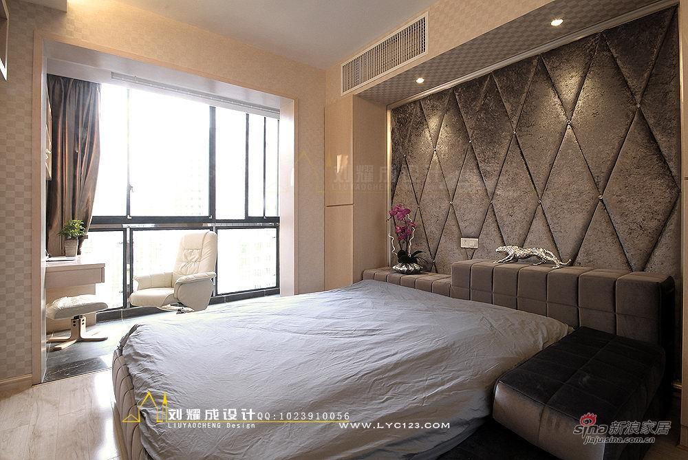 简约 三居 卧室图片来自用户2739153147在【高清】10万打造90平米质感优雅的呼吸空间62的分享