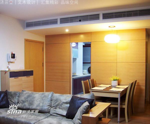 5公寓  小户型  家用中央空调  家庭影院