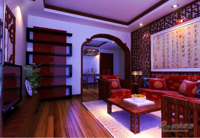 中式 二居 客厅图片来自用户1907662981在我的专辑548293的分享