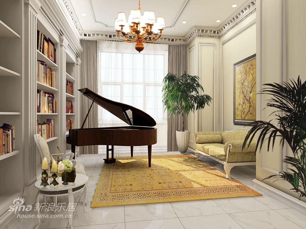 简约 一居 书房图片来自用户2738813661在cbd高尔夫别墅96的分享