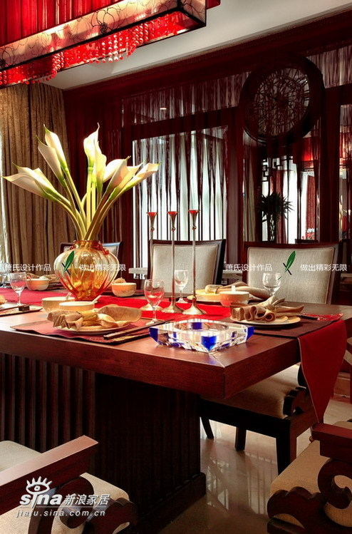 其他 别墅 餐厅图片来自用户2558746857在温情中国的奢华17的分享