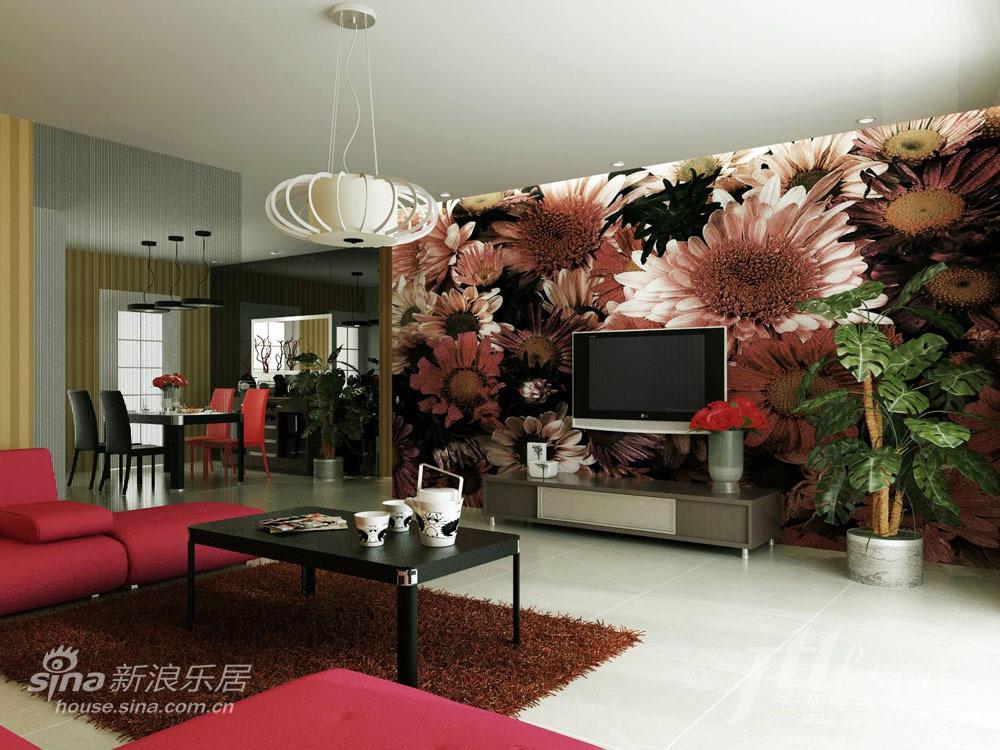 简约 三居 客厅图片来自用户2556216825在时尚高雅的完美生活家居装饰44的分享