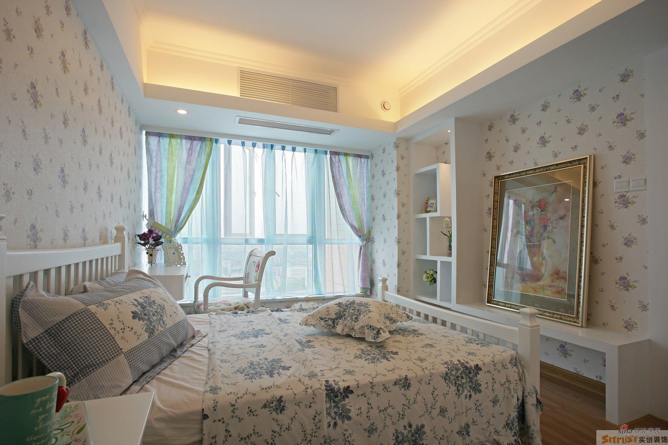 田园 别墅 卧室图片来自用户2557006183在我的专辑949203的分享
