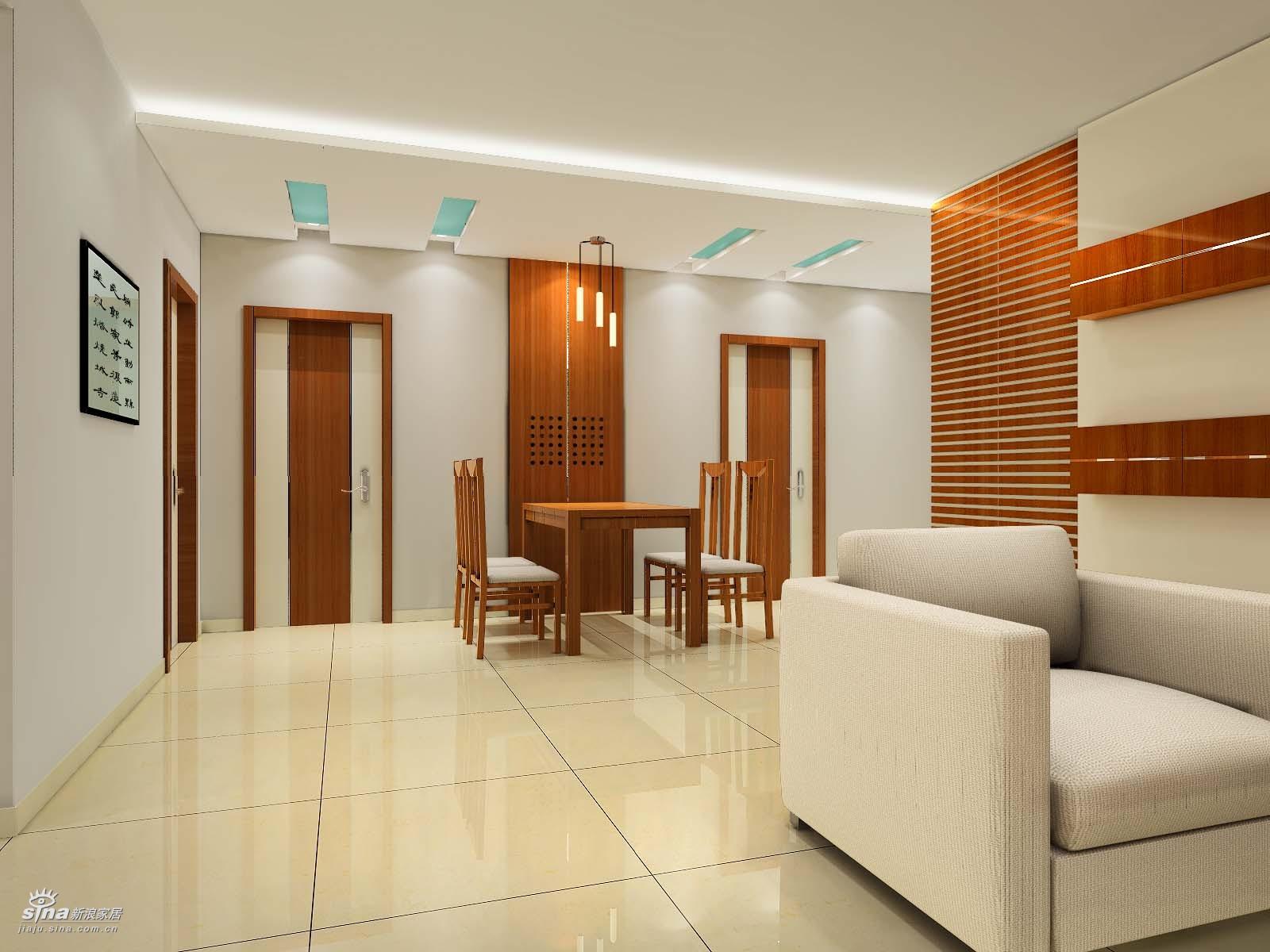 欧式 三居 餐厅图片来自用户2772873991在轻舟总设计部13的分享