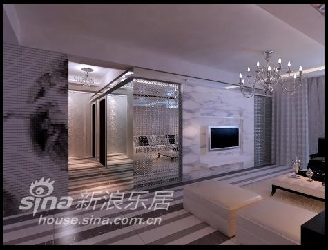 欧式 三居 客厅图片来自用户2757317061在万科城现代欧式风格94的分享