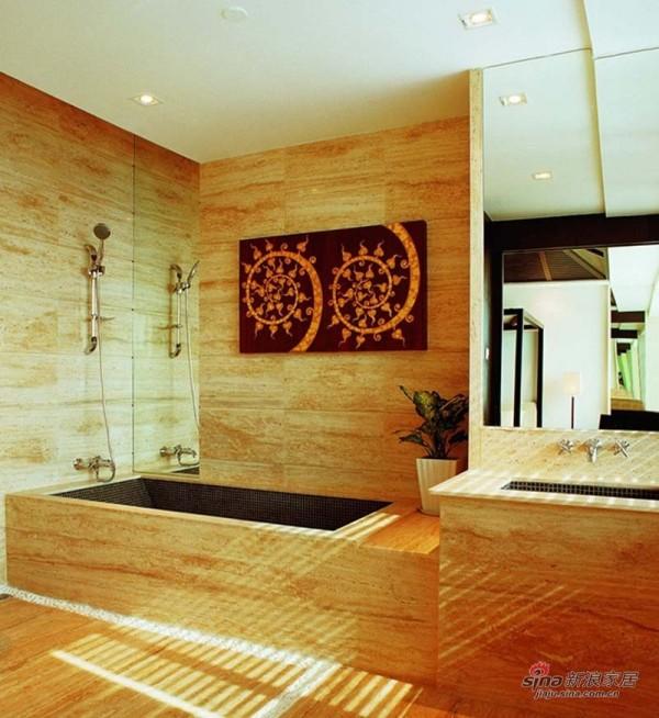 郑州新芒果和郡165平现代中式风格装修设