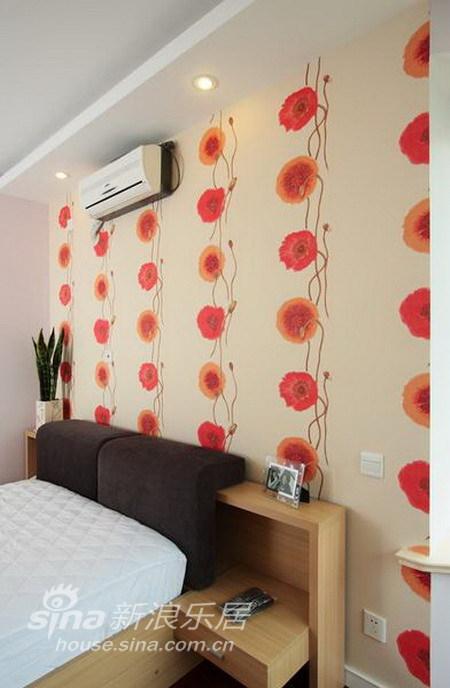 简约 二居 卧室图片来自用户2738093703在打造110平米简约的夏日时尚空间 温馨而浪漫36的分享