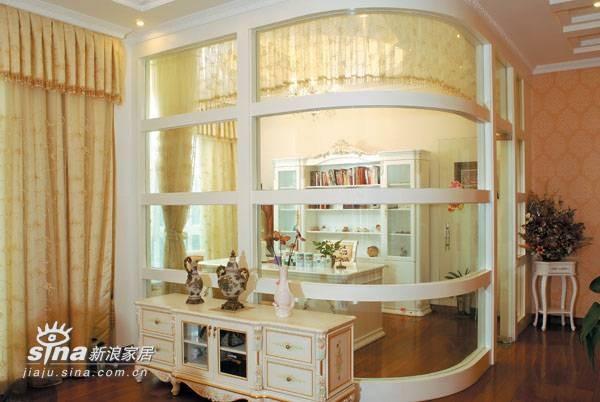 简约 别墅 玄关图片来自用户2738093703在豪宅42的分享
