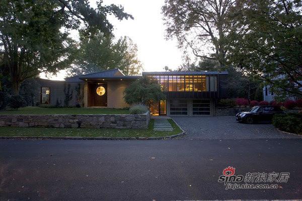 简约 别墅 客厅图片来自用户2738813661在纽约州的20世纪中叶风格豪宅27的分享
