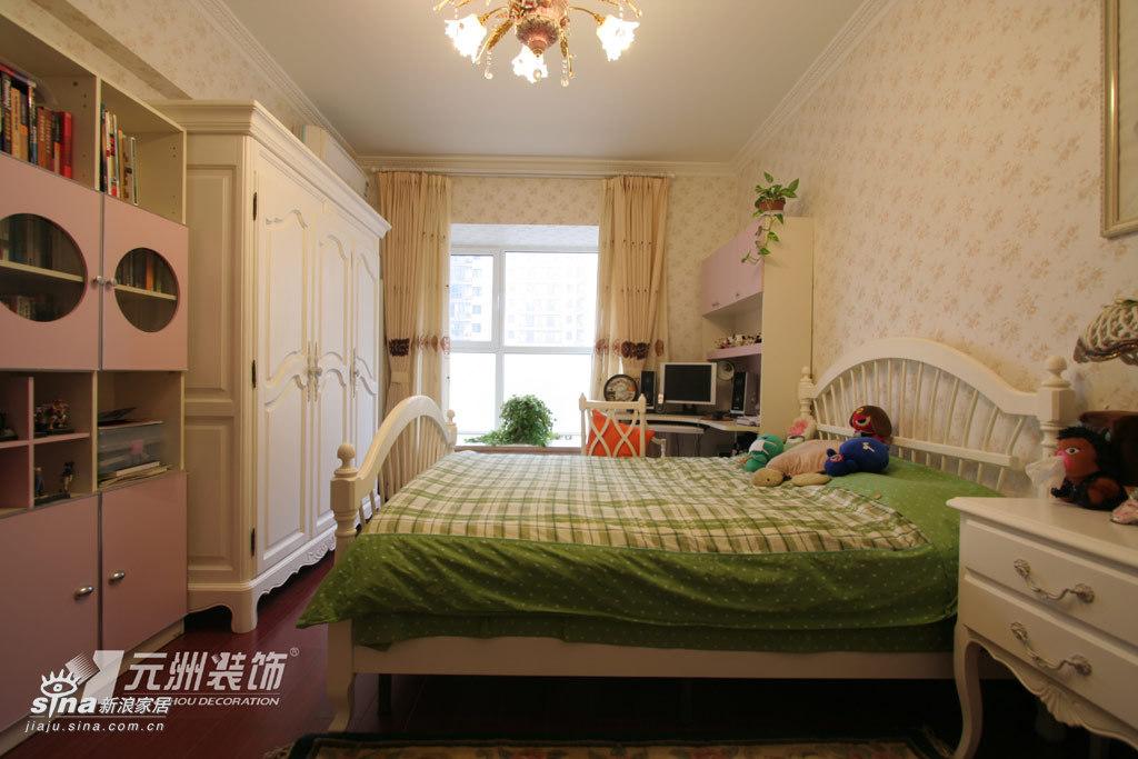 简约 三居 卧室图片来自用户2739081033在朝阳区上地家园65的分享