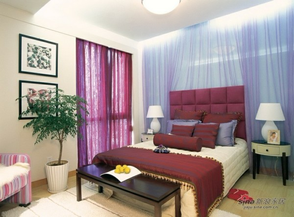 美式 复式 卧室图片来自用户1907685403在13.5万打造186平豪华3居22的分享