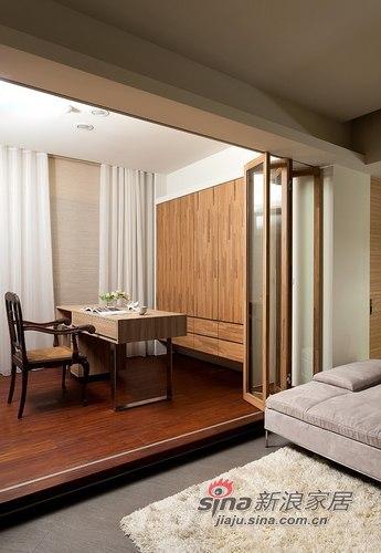 简约 二居 卧室图片来自用户2737950087在12万装132平大气3居婚房93的分享
