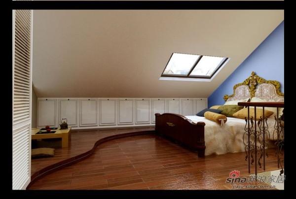 欧式 别墅 卧室图片来自用户2746948411在我的专辑781941的分享