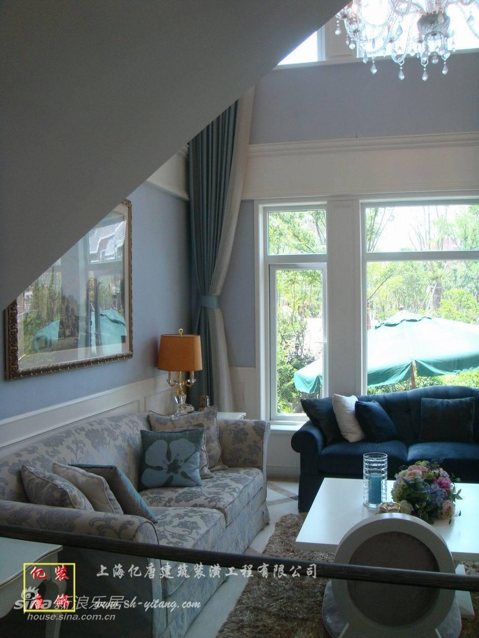 欧式 别墅 客厅图片来自用户2745758987在嘉定别墅93的分享