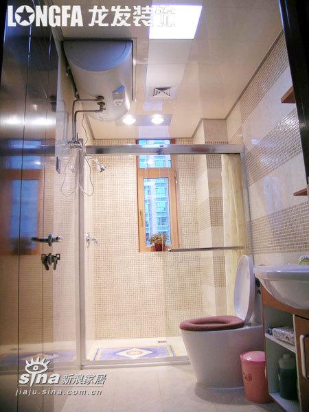 简约 跃层 卫生间图片来自用户2737786973在梦幻阁楼24的分享