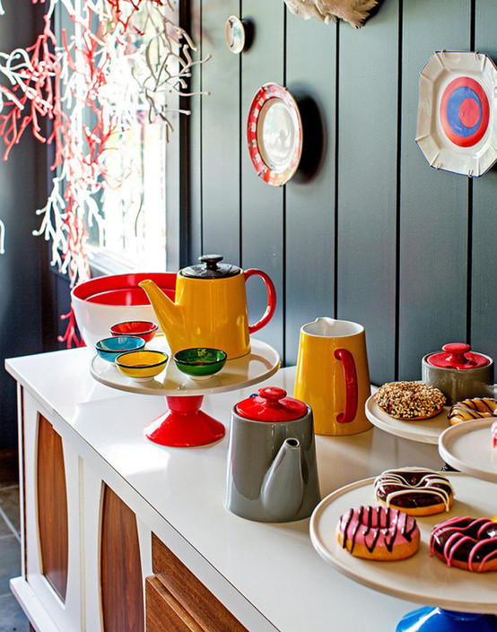 厨房 温馨 家居图片来自用户2771736967在简单而自然 17个北欧乡村风格厨房装修的分享