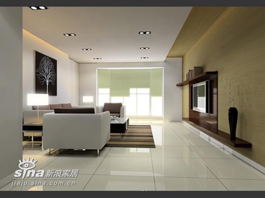 简约 二居 客厅图片来自用户2745807237在望京新城简约设计58的分享