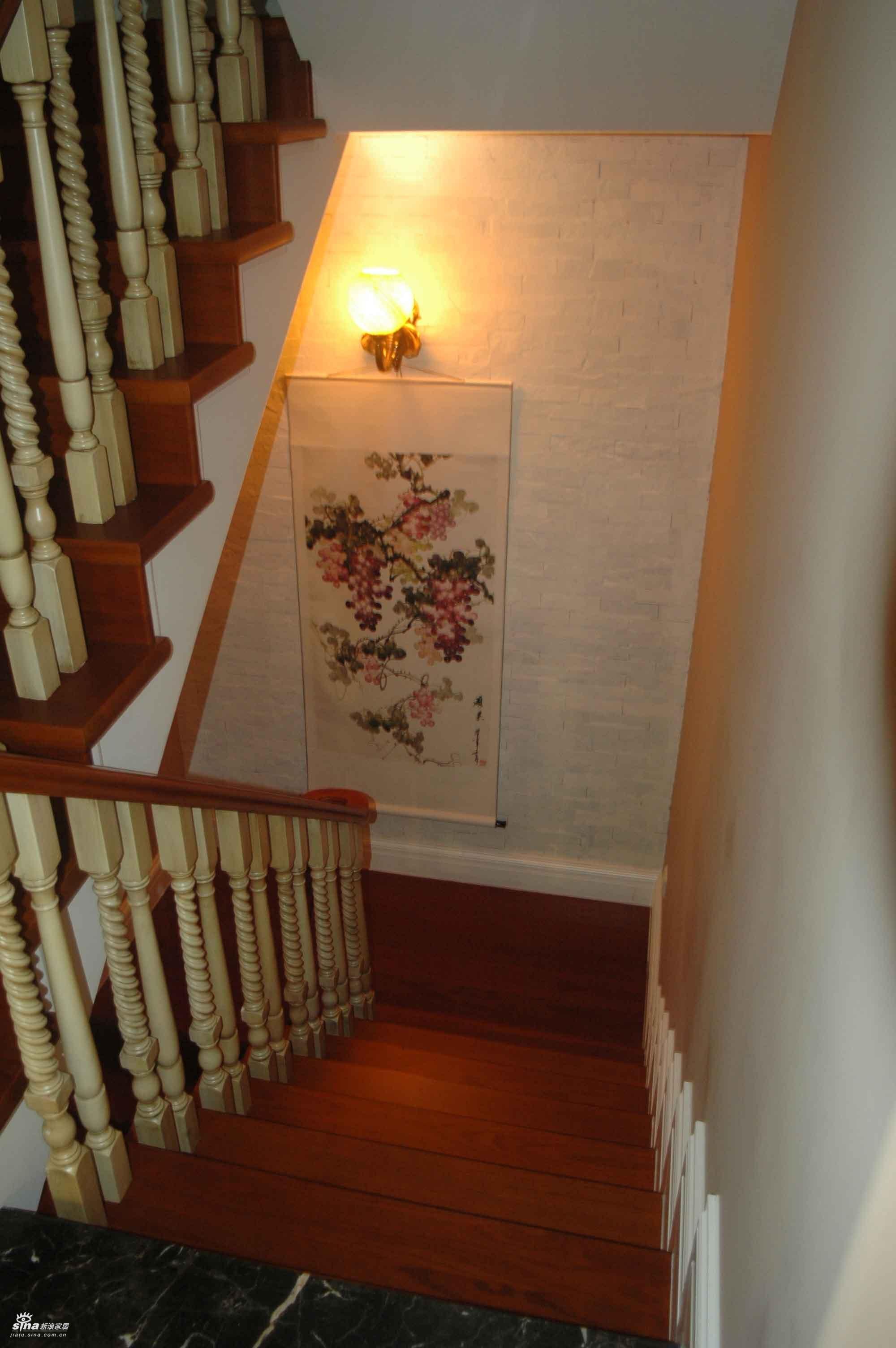其他 别墅 楼梯图片来自用户2557963305在康城53的分享