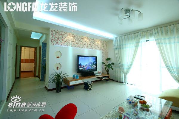 简约 二居 客厅图片来自用户2737782783在盛天尚都93的分享