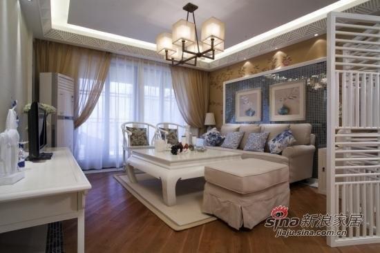 139平新中式三居室