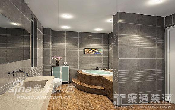 田园 别墅 卫生间图片来自用户2737791853在鑫海别墅76的分享