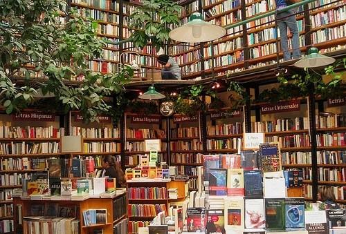 书店就应该是这个样子