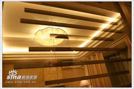 中式 复式 客厅图片来自用户2757926655在白领夫妻20万武装163平复式13的分享
