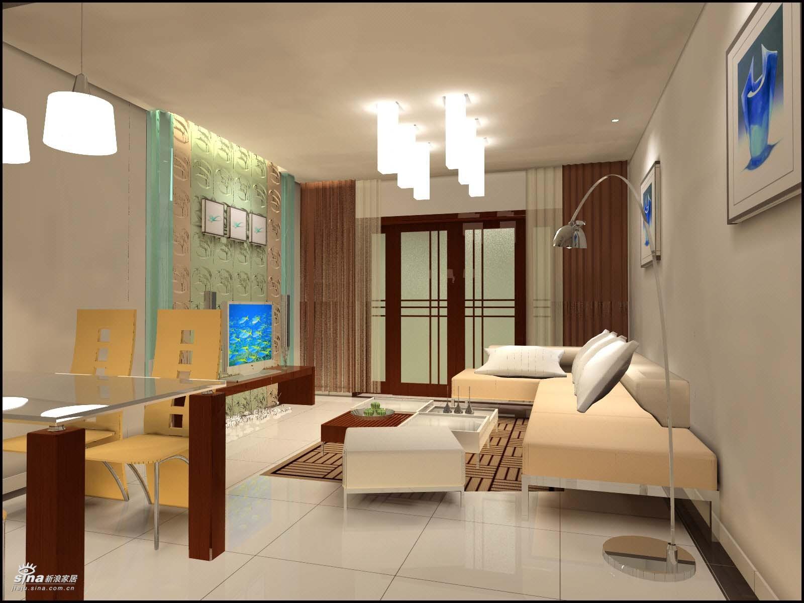 简约 二居 客厅图片来自用户2739153147在艺术生活 文静色彩更具哲学57的分享