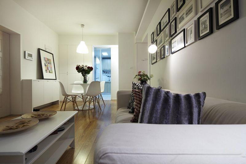 简约 二居 客厅图片来自用户2738845145在5.5万打造现代温馨舒适两居室81的分享