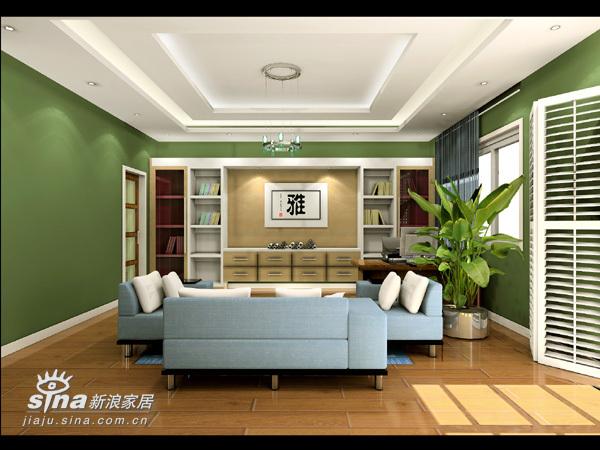 简约 复式 书房图片来自用户2558728947在亦庄狮城百俪时尚简约设计41的分享