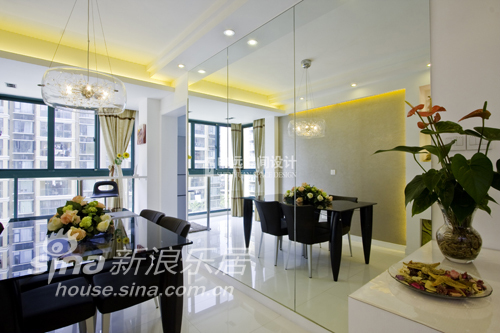 简约 二居 餐厅图片来自用户2738820801在建德公寓13的分享