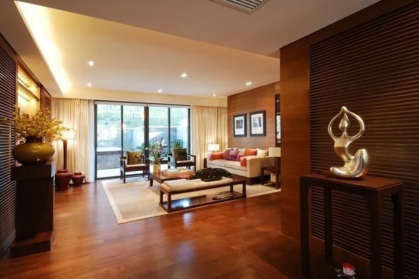 中式古典251平大气豪宅