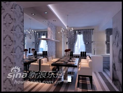 欧式 三居 餐厅图片来自用户2745758987在万科城-现代欧式情调28的分享
