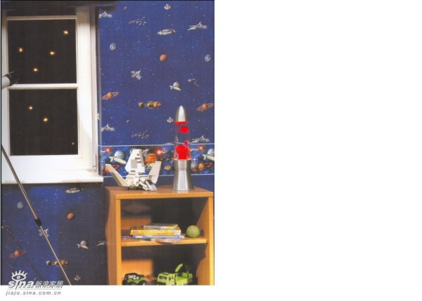 欧式 三居 儿童房图片来自用户2746889121在儿童房的样板间42的分享