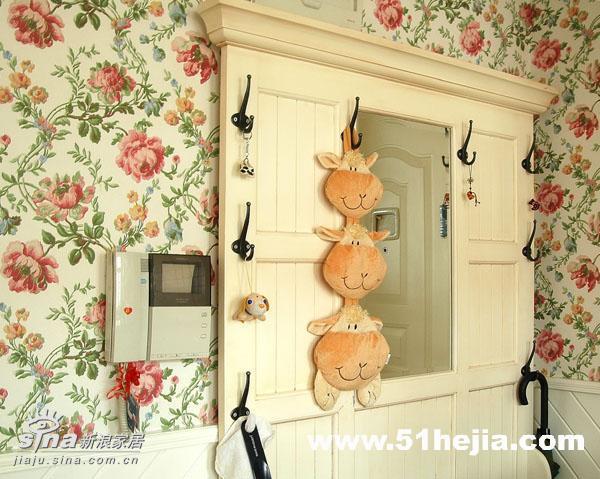 欧式 二居 玄关图片来自用户2746948411在童话公主的森林湾11的分享