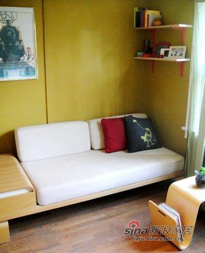 田园 三居 卧室图片来自用户2737791853在70平爱猫小窝彰显混搭魔力85的分享