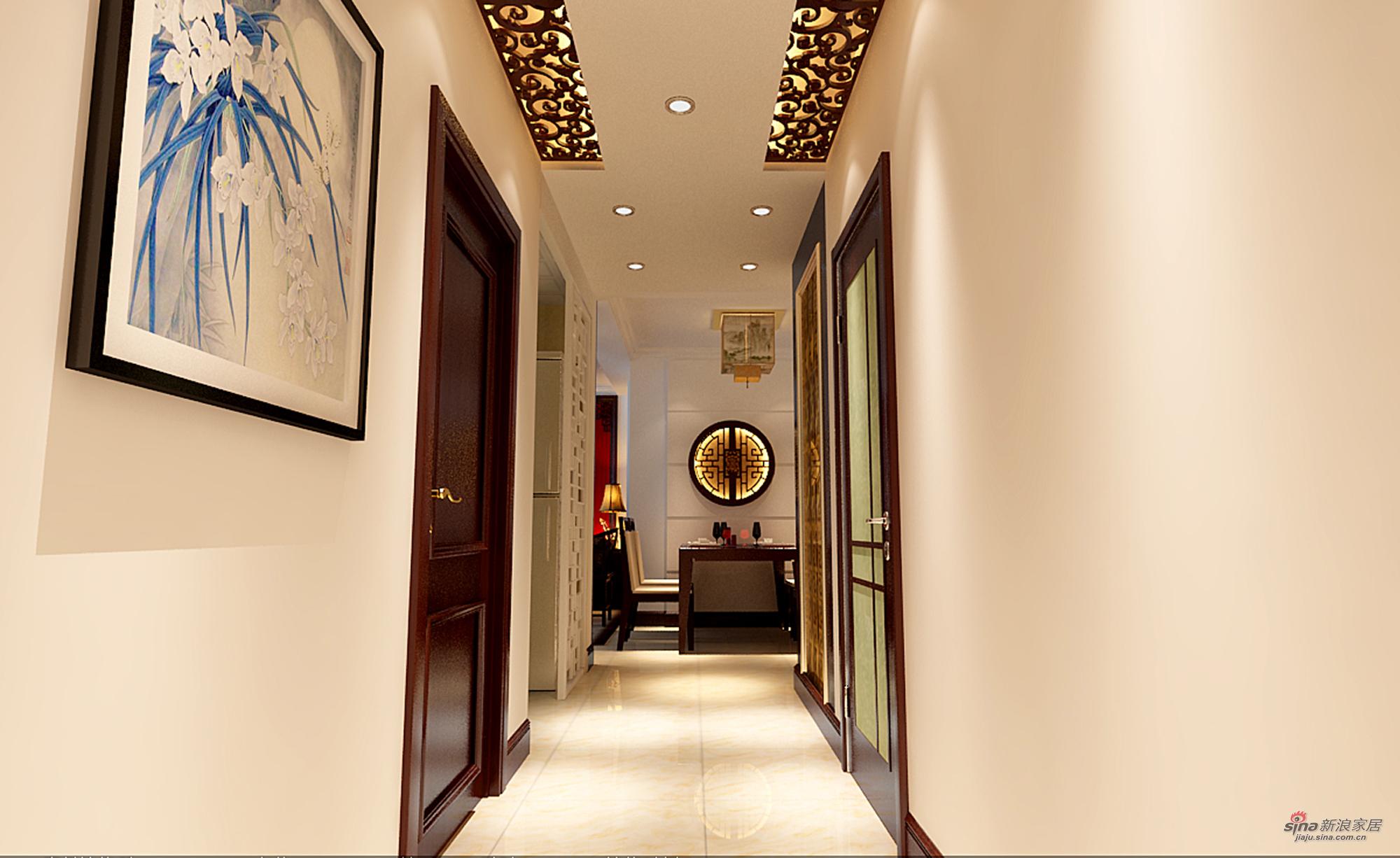 中式 四居 其他图片来自用户1907658205在11万打造金盏嘉园150平现代欧式四居室51的分享