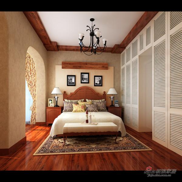 卧室设计效果
