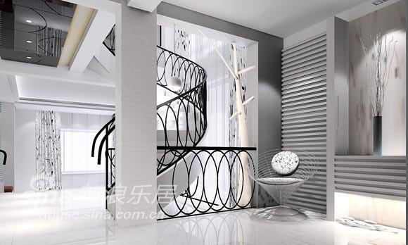 简约 别墅 客厅图片来自用户2737759857在银河湾别墅设计方案45的分享